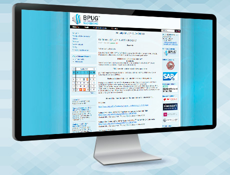 Web a aplikácie BPUG.sk